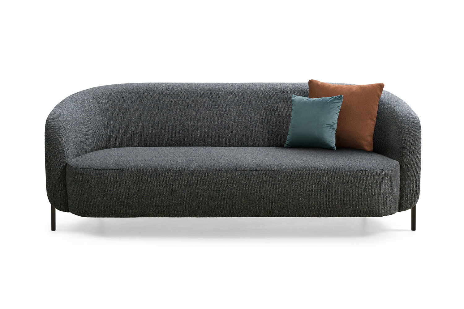 Curved back 2 or 3 seater sofa Ring