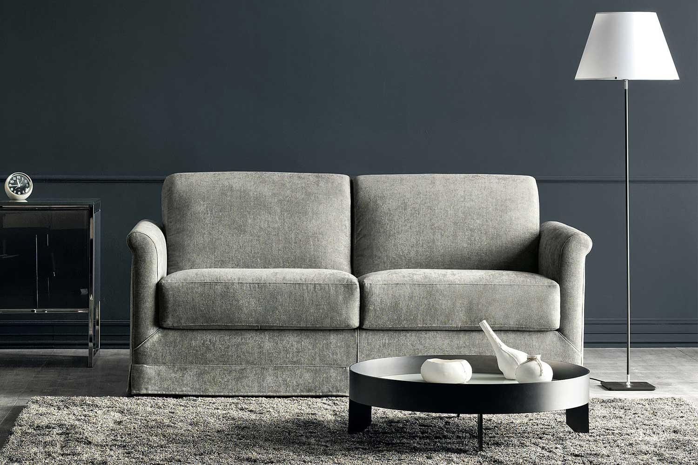 2- oder 3-Sitzer-Sofa umwandelbar in Doppel- oder Einzelbett