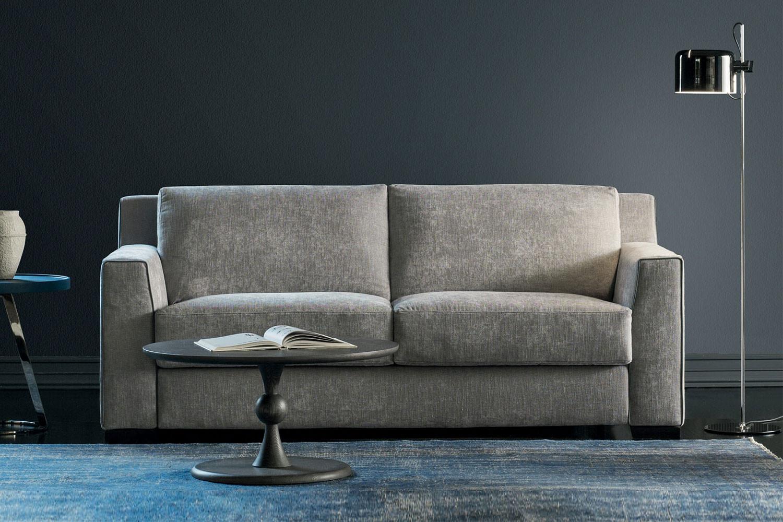Regal, divano letto a 2/3 posti con materasso alto 18 cm